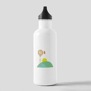 Wind Mill Water Bottle