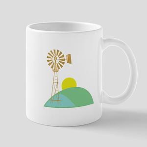 Wind Mill Mugs
