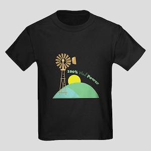 100% Wind Power T-Shirt