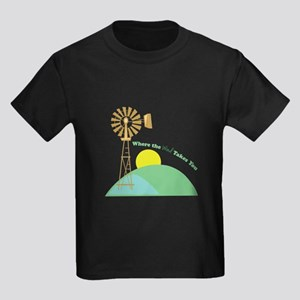Wind Takes You T-Shirt