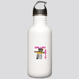Grilling Addict Water Bottle
