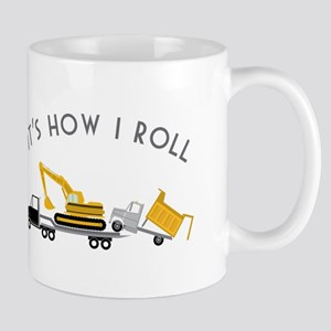 It's How I Roll Mugs