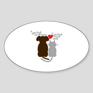 Meow Wolf Sticker