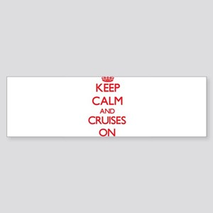 Cruises Bumper Sticker