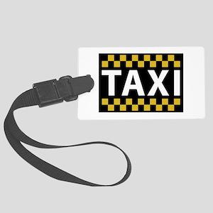 Taxi Luggage Tag