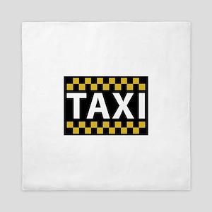 Taxi Queen Duvet