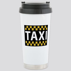 Taxi Travel Mug