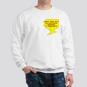 Engineer Bolt Pocket Image Sweatshirt