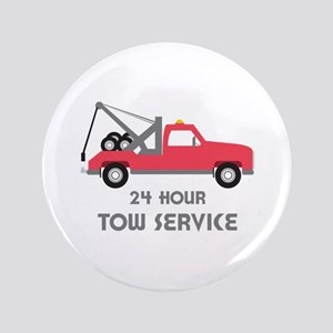 24 Hour Tow Service Button