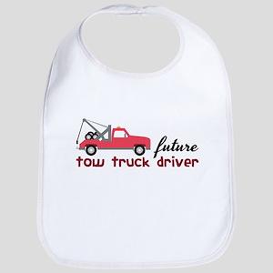 Future Tow Truck Dreiver Bib