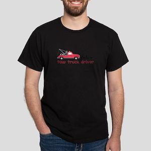 Future Tow Truck Dreiver T-Shirt