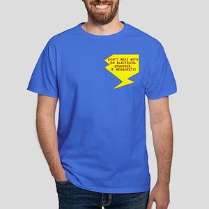 Engineer Bolt Pocket Image Dark T-Shirt