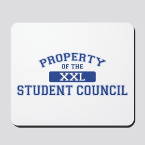 Property Of The Student Council XXL Mousepad