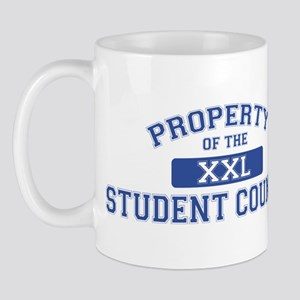 Property Of The Student Council XXL Mug