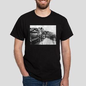 old west trains T-Shirt