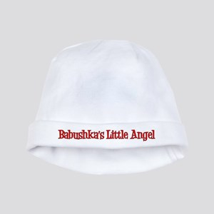 Babushka's Little Angel Baby Hat