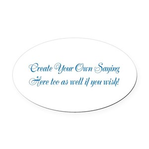 create your own car magnets cafepress