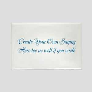 CREATE YOUR OWN GIFT SA Rectangle Magnet (10 pack)