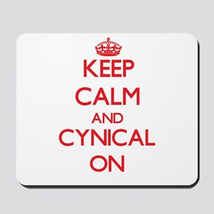 Cynical Mousepad