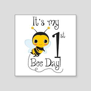 It's My Bee Day Sticker