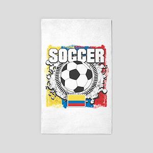 Columbia Soccer Area Rug