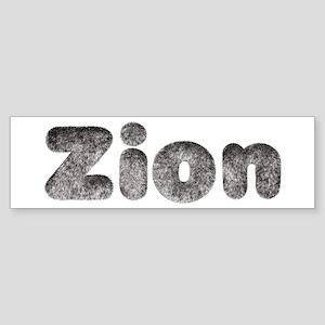 Zion Wolf Bumper Sticker