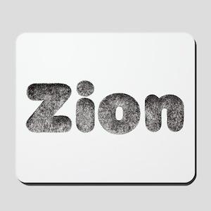 Zion Wolf Mousepad