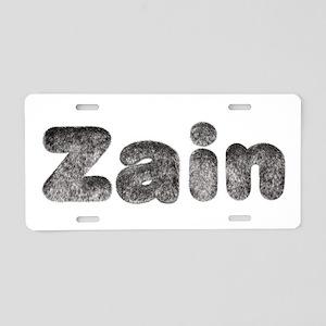 Zain Wolf Aluminum License Plate