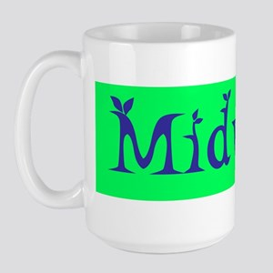 Midwife Large Mug