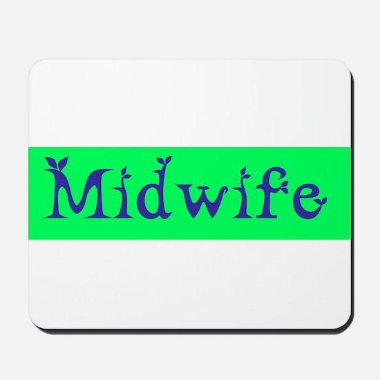 Midwife Mousepad