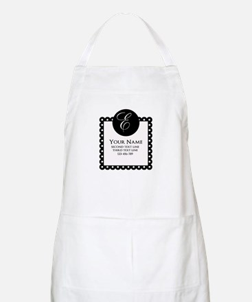Personalized Texts Apron