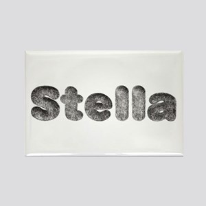 Stella Wolf Rectangle Magnet