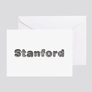Stanford Wolf Greeting Card