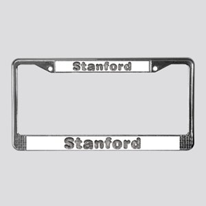 Stanford Wolf License Plate Frame