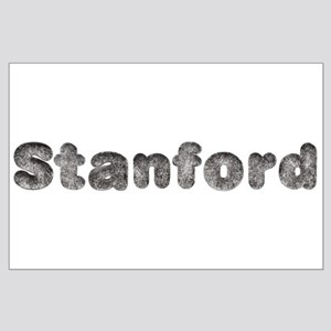 Stanford Wolf Large Poster