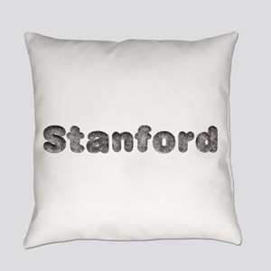 Stanford Wolf Everyday Pillow