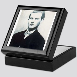 jesse james Keepsake Box