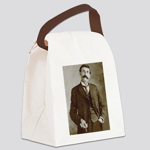 pat garrett Canvas Lunch Bag