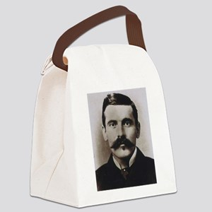 doc holliday Canvas Lunch Bag
