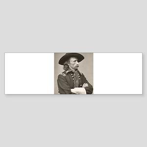 george custer Bumper Sticker