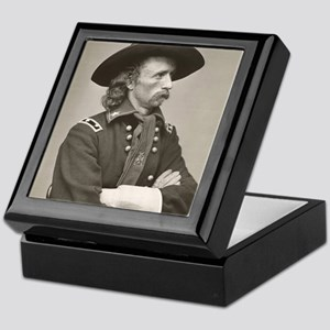 george custer Keepsake Box