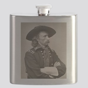 george custer Flask