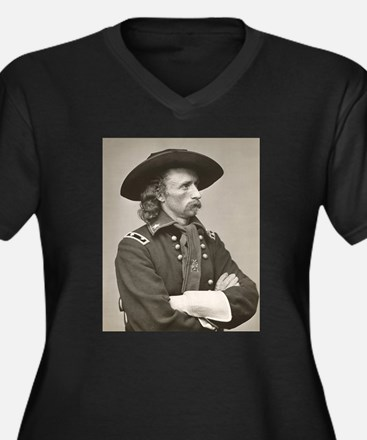 george custer Plus Size T-Shirt