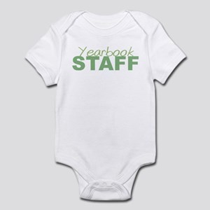 Yearbook Staff Infant Bodysuit