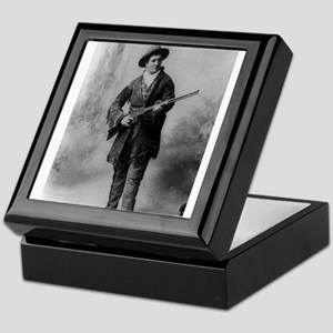 calamity jane Keepsake Box