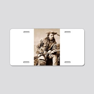 buffalo bill cody Aluminum License Plate