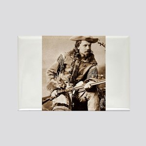 buffalo bill cody Magnets