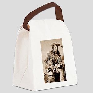 buffalo bill cody Canvas Lunch Bag