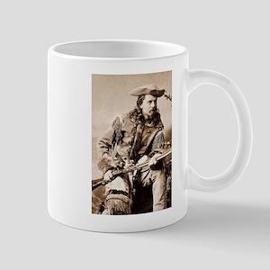 buffalo bill cody Mugs