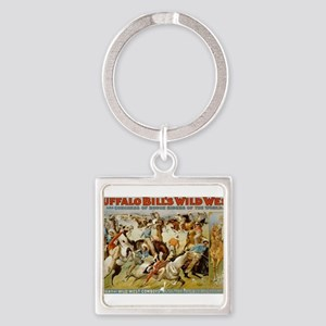 buffalo bill cody Keychains
